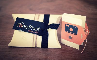 Packaging USB Photos Mariage